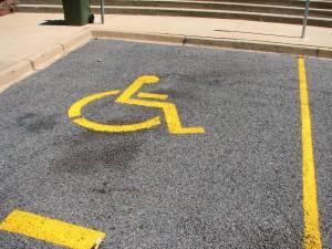 disability adapted cars, wheelchair user cars, disability car park spot