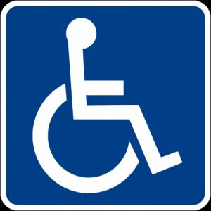 Public wheelchair access